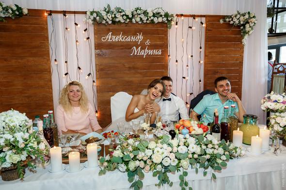 Свадьба Марина и Саша - фото №62