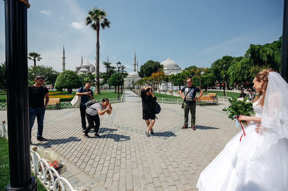 Надеежда и Сергей. Стамбул - фото №31
