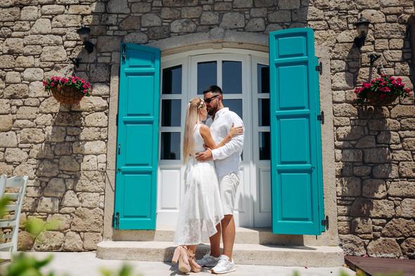 Карина и Никита. Измир - фото №49