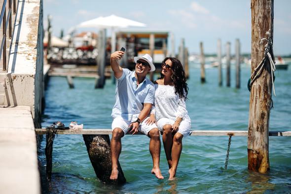 Аня и Андрей. Венеция - фото №16
