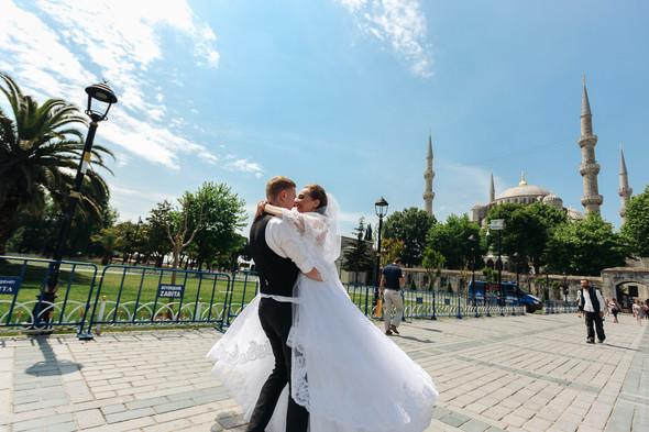 Надеежда и Сергей. Стамбул - фото №34