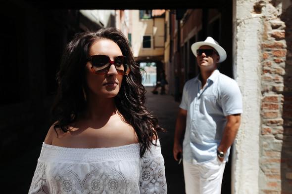 Аня и Андрей. Венеция - фото №12