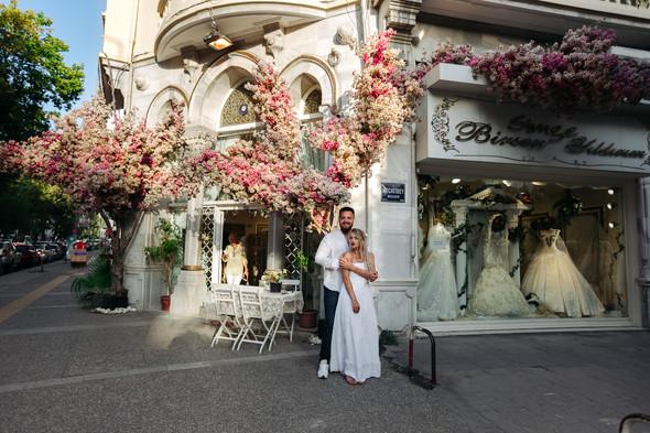Карина и Никита. Измир - фото №79