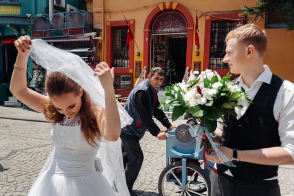 Надеежда и Сергей. Стамбул - фото №44