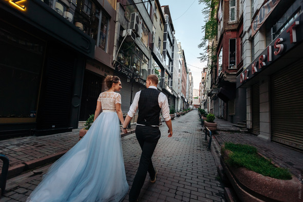 Надеежда и Сергей. Стамбул - фото №93