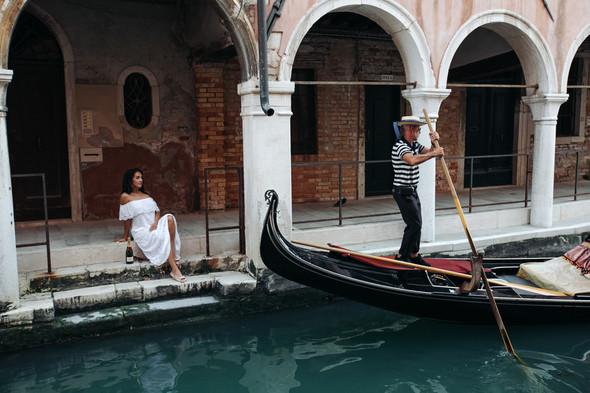 Аня и Андрей. Венеция - фото №57