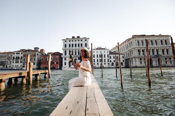 Аня и Андрей. Венеция - фото №72
