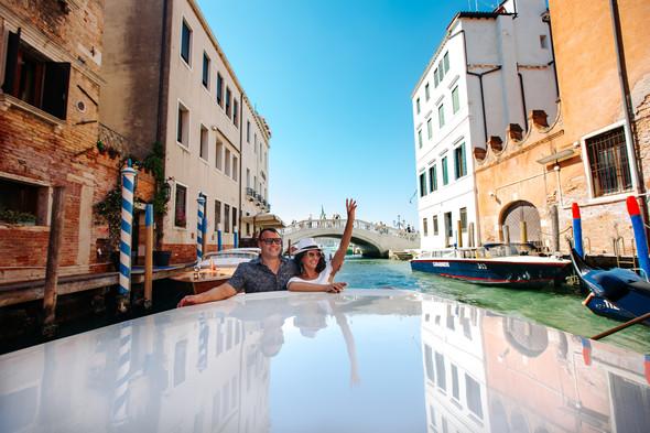 Аня и Андрей. Венеция - фото №48