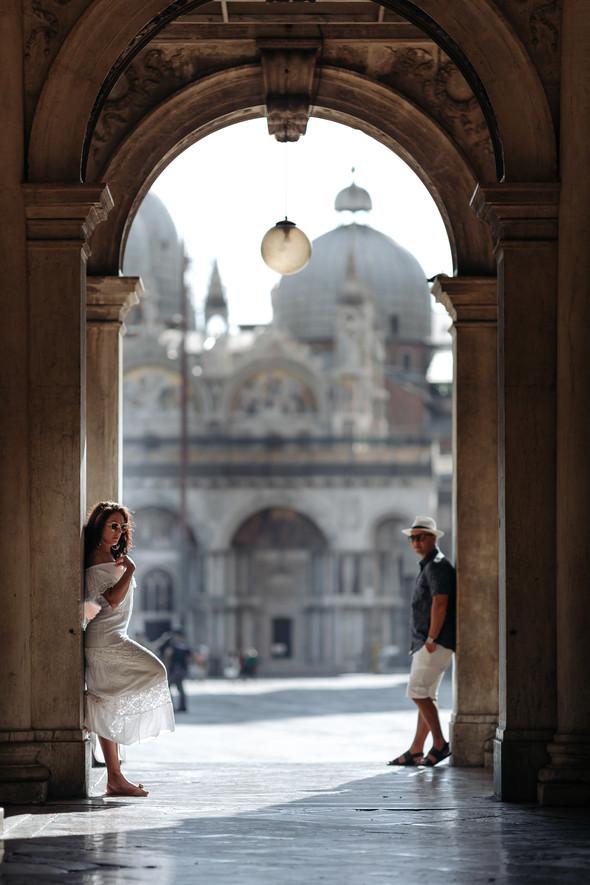 Аня и Андрей. Венеция - фото №35