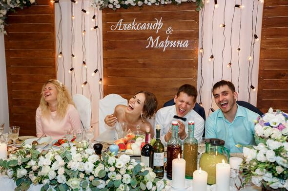 Свадьба Марина и Саша - фото №69
