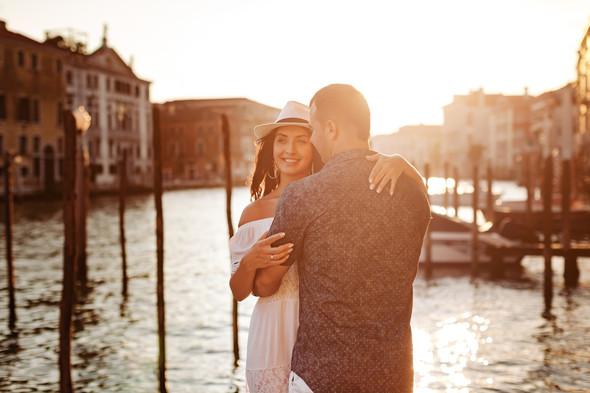 Аня и Андрей. Венеция - фото №73