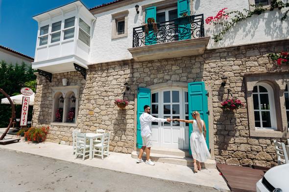 Карина и Никита. Измир - фото №47