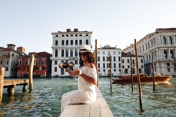 Аня и Андрей. Венеция - фото №71