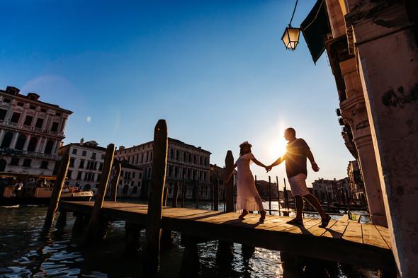 Аня и Андрей. Венеция - фото №74
