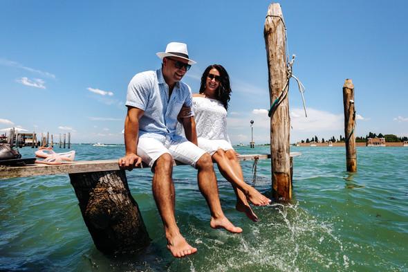 Аня и Андрей. Венеция - фото №14