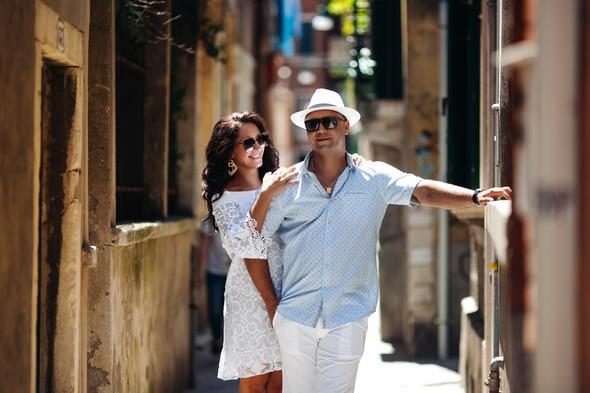 Аня и Андрей. Венеция - фото №18