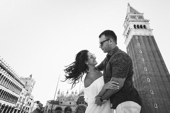 Аня и Андрей. Венеция - фото №31