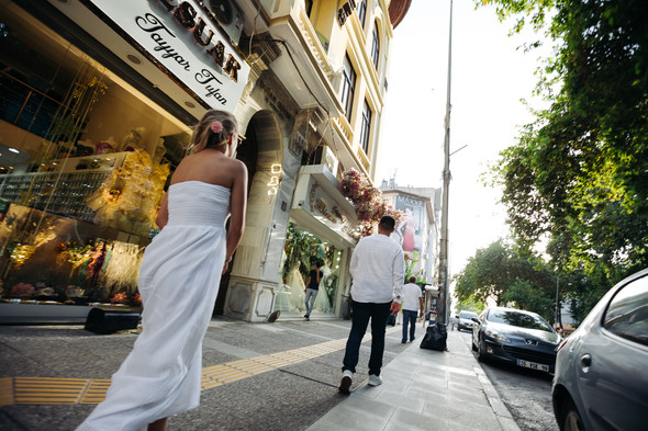 Карина и Никита. Измир - фото №78