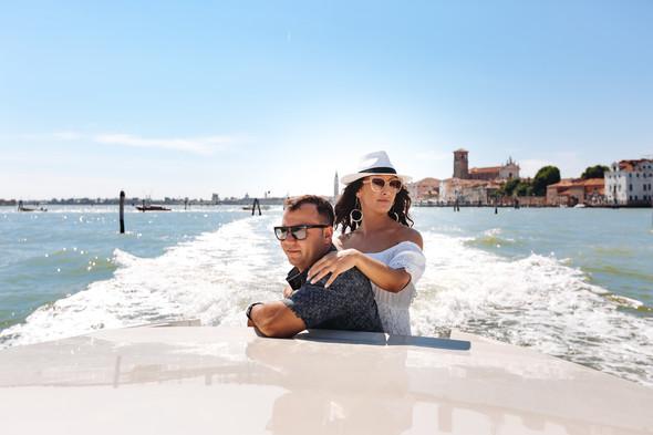 Аня и Андрей. Венеция - фото №50