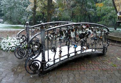 Сердце любви - место для фотосессии в Черновцах - портфолио 6