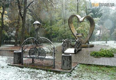 Сердце любви - место для фотосессии в Черновцах - портфолио 5