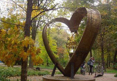 Сердце любви - место для фотосессии в Черновцах - портфолио 4