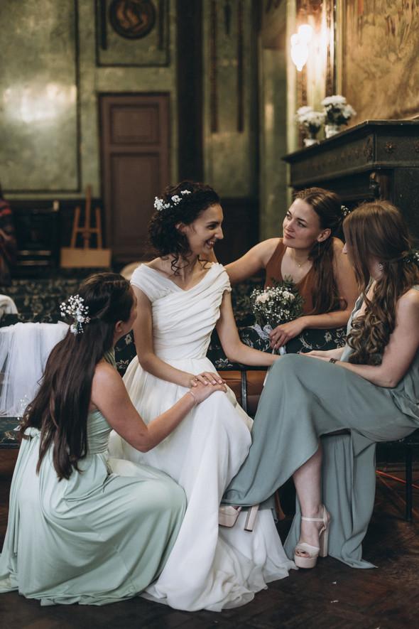 Первый поцелуй на венчании - фото №77