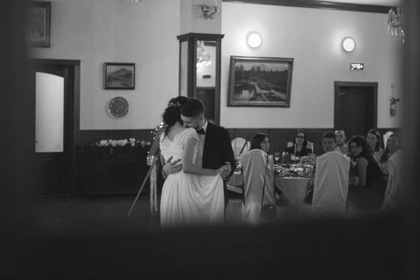Первый поцелуй на венчании - фото №110