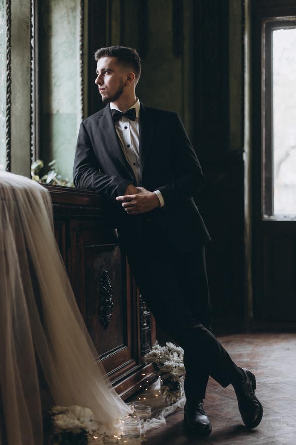 Первый поцелуй на венчании - фото №76
