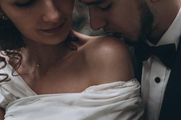 Первый поцелуй на венчании - фото №88