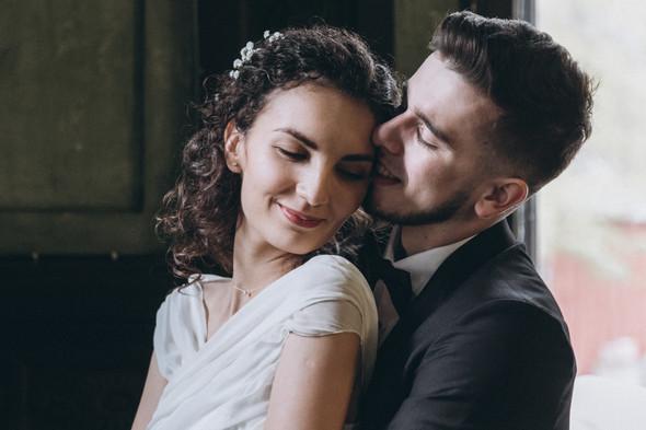 Первый поцелуй на венчании - фото №71