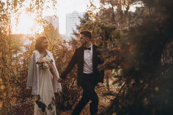 Первый поцелуй на венчании - фото №82