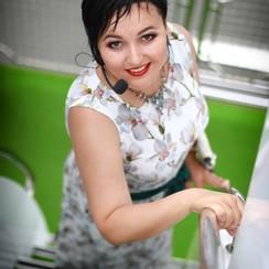 Анжелика Кримкова - ведущий в Николаеве - фото 1