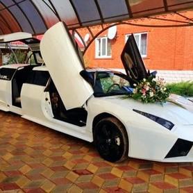 003 Лимузин Lamborghini Reventon - авто на свадьбу в Киеве - портфолио 3