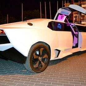 003 Лимузин Lamborghini Reventon - авто на свадьбу в Киеве - портфолио 4