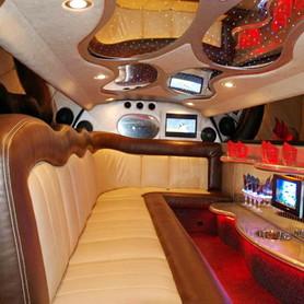 016 Лимузин Chrysler 300C черный - авто на свадьбу в Киеве - портфолио 4