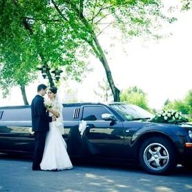 016 Лимузин Chrysler 300C черный - авто на свадьбу в Киеве - портфолио 2