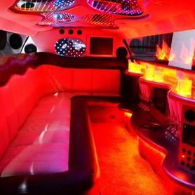 016 Лимузин Chrysler 300C черный - авто на свадьбу в Киеве - портфолио 5