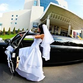 016 Лимузин Chrysler 300C черный - авто на свадьбу в Киеве - портфолио 1