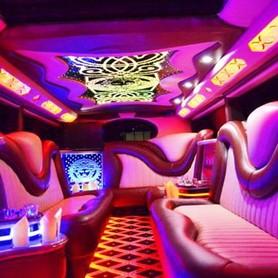 025 Лимузин Hummer H2 - авто на свадьбу в Киеве - портфолио 6