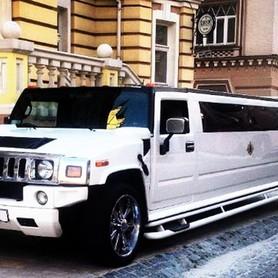 025 Лимузин Hummer H2 - авто на свадьбу в Киеве - портфолио 1