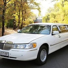 043 Лимузин Lincoln Town Car 120 ELIT - авто на свадьбу в Киеве - портфолио 4