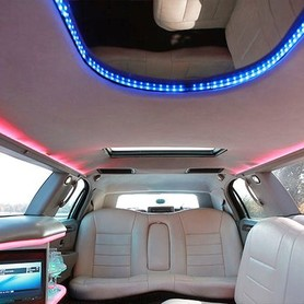 043 Лимузин Lincoln Town Car 120 ELIT - авто на свадьбу в Киеве - портфолио 3