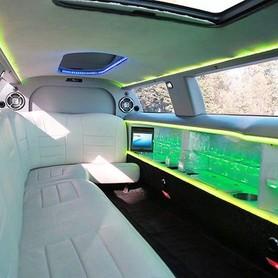 043 Лимузин Lincoln Town Car 120 ELIT - авто на свадьбу в Киеве - портфолио 6