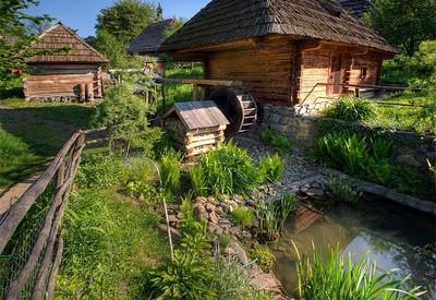 Музей народной архитектуры и быта - место для фотосессии в Ужгороде - портфолио 6