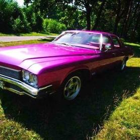 193 Ретро автомобиль Buick Le sabre розовый - авто на свадьбу в Киеве - портфолио 4