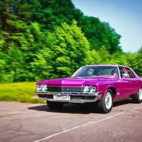 193 Ретро автомобиль Buick Le sabre розовый - авто на свадьбу в Киеве - портфолио 2