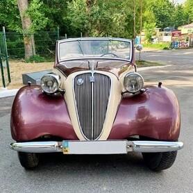 197 Ретро автомобиль Fiat Topolino - авто на свадьбу в Киеве - портфолио 2
