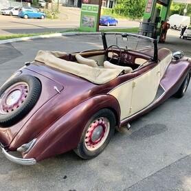 197 Ретро автомобиль Fiat Topolino - авто на свадьбу в Киеве - портфолио 3