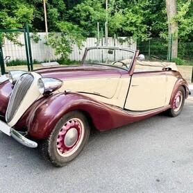 197 Ретро автомобиль Fiat Topolino - авто на свадьбу в Киеве - портфолио 1
